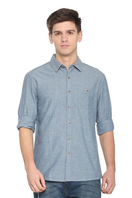 b9c106c71ce Buy People Men Shirts - People Shirts Online India
