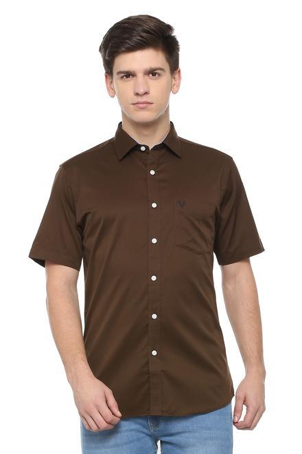 0552b7cc4c0 Allen Solly Shirts - Buy Men Formal Shirts