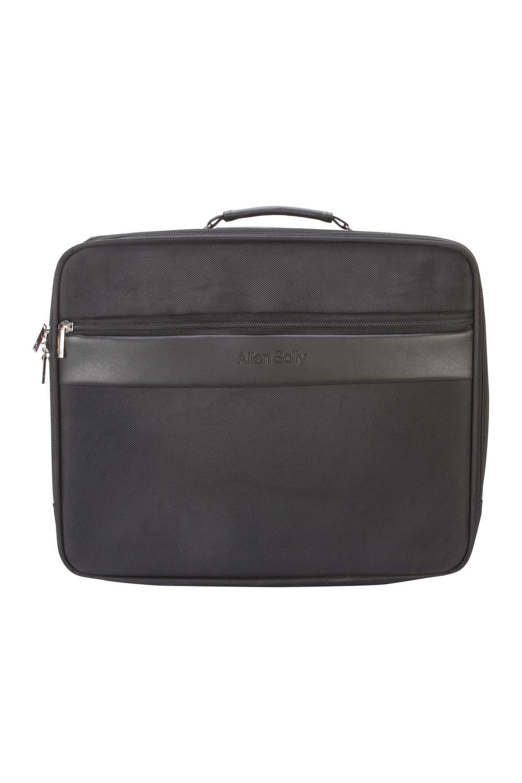 Allen Solly Black Laptop Bag b5c9f226fada3