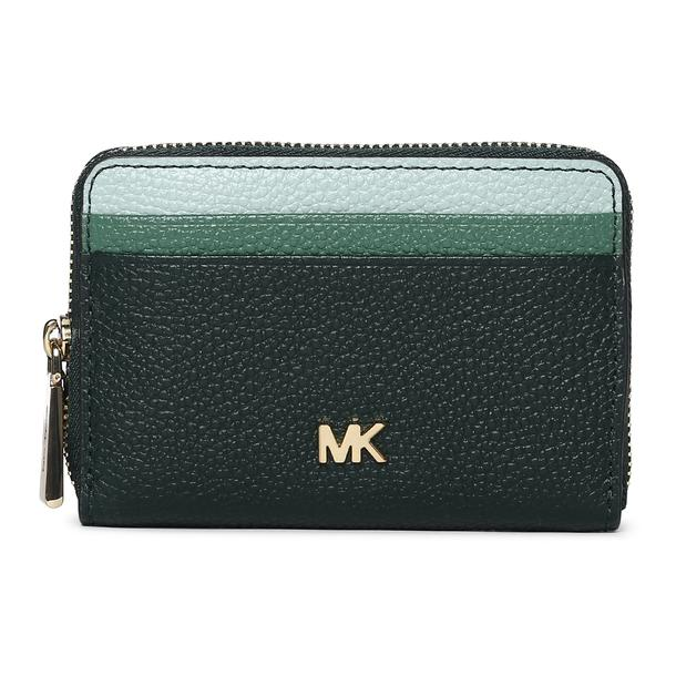 8a5cf38e2c3a34 Michael Kors Bags, Green Grainy Card Holder for Women at Thecollective.in