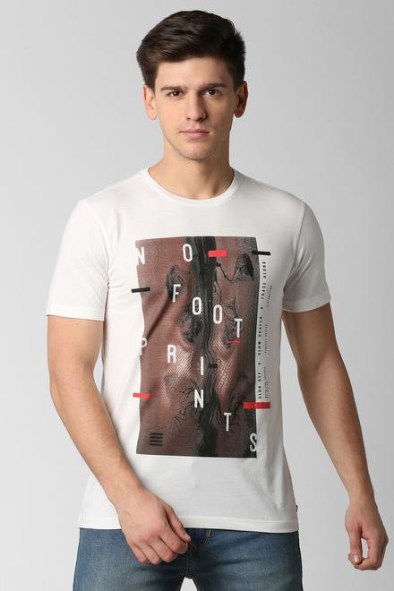 b18b604b325d Buy Peter England Men s T Shirts-Peter England T Shirt Online ...
