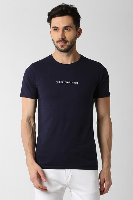 5ec2a4a9fab Buy Peter England Men s T Shirts-Peter England T Shirt Online ...