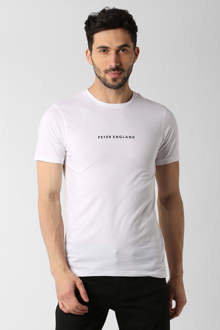 0b15a25977f1 Buy Peter England Men s T Shirts-Peter England T Shirt Online ...