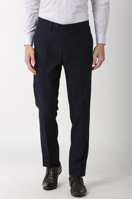 79edbb50e6bc Buy Peter England Men s Trousers-Peter England Pants Online ...