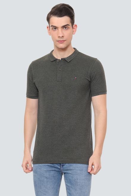 397c68b178 Mens Louis Philippe T Shirt - Buy LP T Shirts for Men Online ...