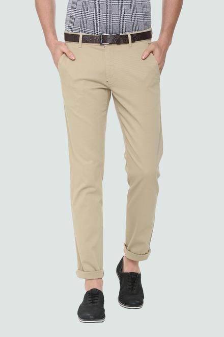 8c5dfbf361e Louis Philippe Trousers   Chinos - Buy Men s LP Trouser   Chinos ...