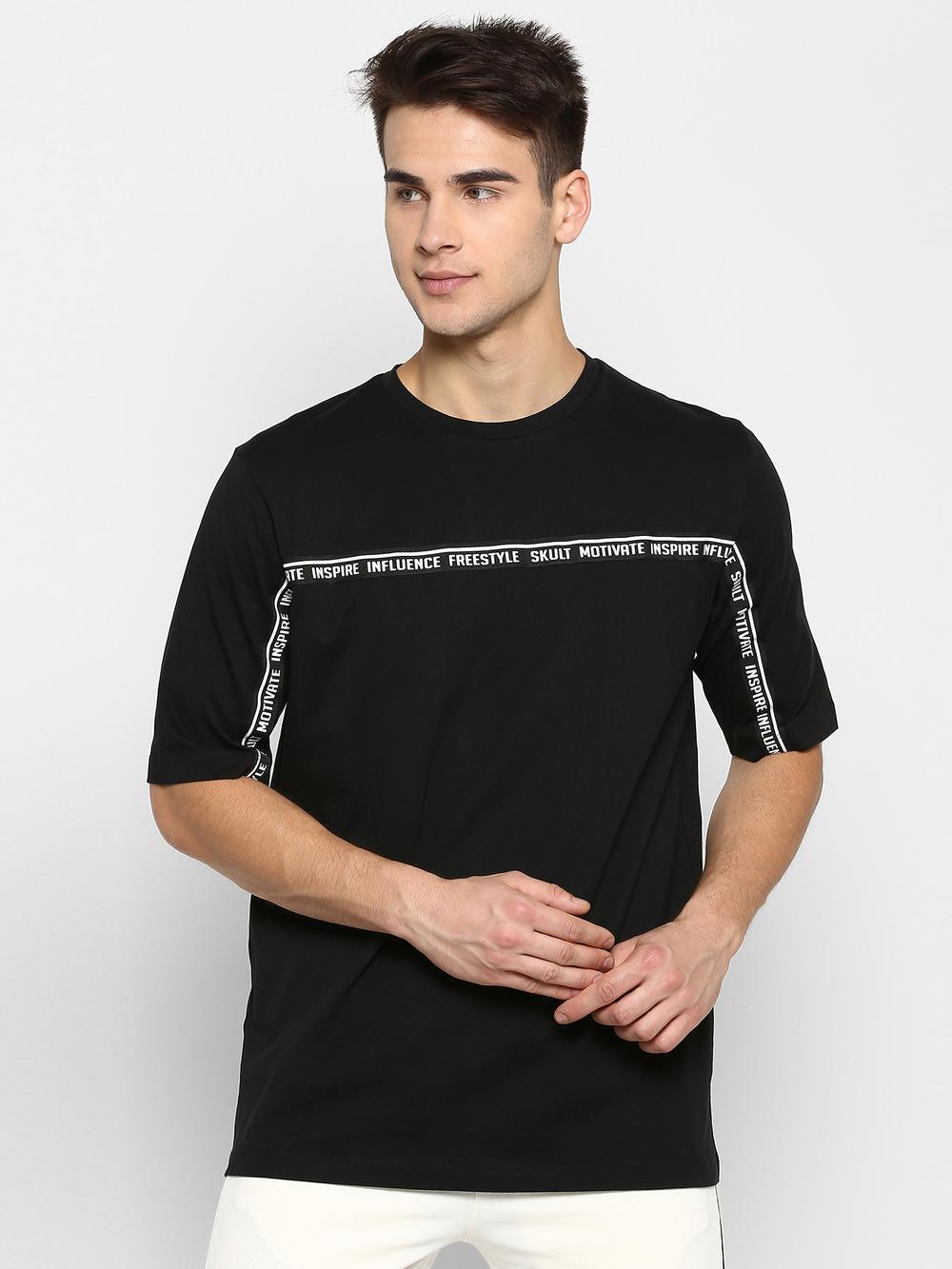 d522ec86f21 Abof Men T Shirts - Buy T Shirts for Men Online India