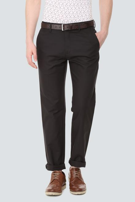ba3783f2d9d5e Louis Philippe Trousers   Chinos - Buy Men s LP Trouser   Chinos ...