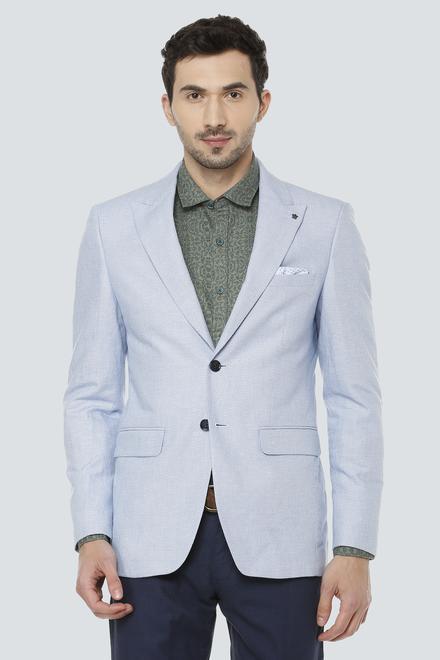 62be7688dbc99 LP Suits   Blazer - Buy Louis Philippe Men s Suits   Blazer ...