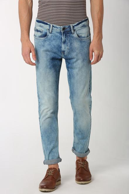 5489b316f2a7 Buy Men s Jeans-Peter England Jeans for Men Online