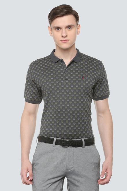 f335533463f Mens Louis Philippe T Shirt - Buy LP T Shirts for Men Online ...