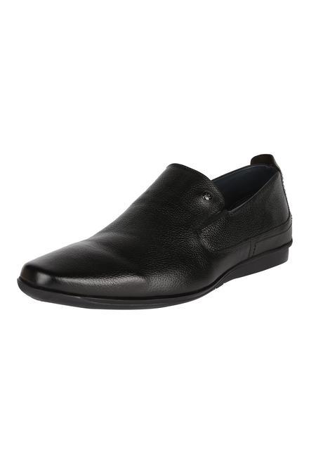e5de475e3f Louis Philippe Footwear, Louis Philippe Black Formal Shoes for Men ...