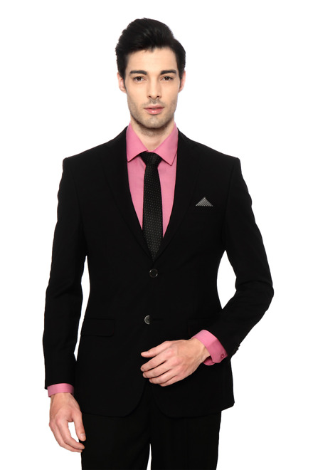 Louis Philippe Suits U0026 Blazers Louis Philippe Black Blazer For Men At Louisphilippe.com