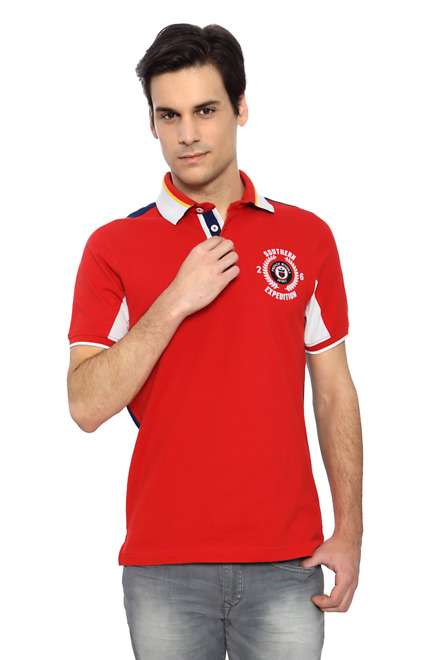 Louis philippe t shirts online shopping