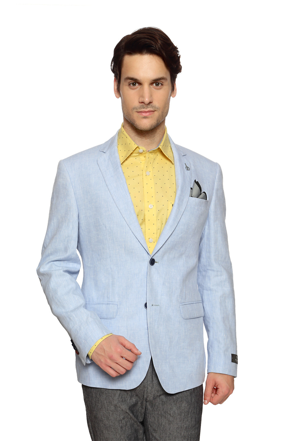 Suits & Blazer-Buy Mens Van Heusen Suits & Blazer | Vanheusenindia.com