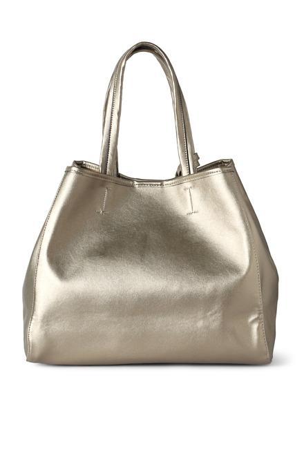 Allen Solly Silver Handbag