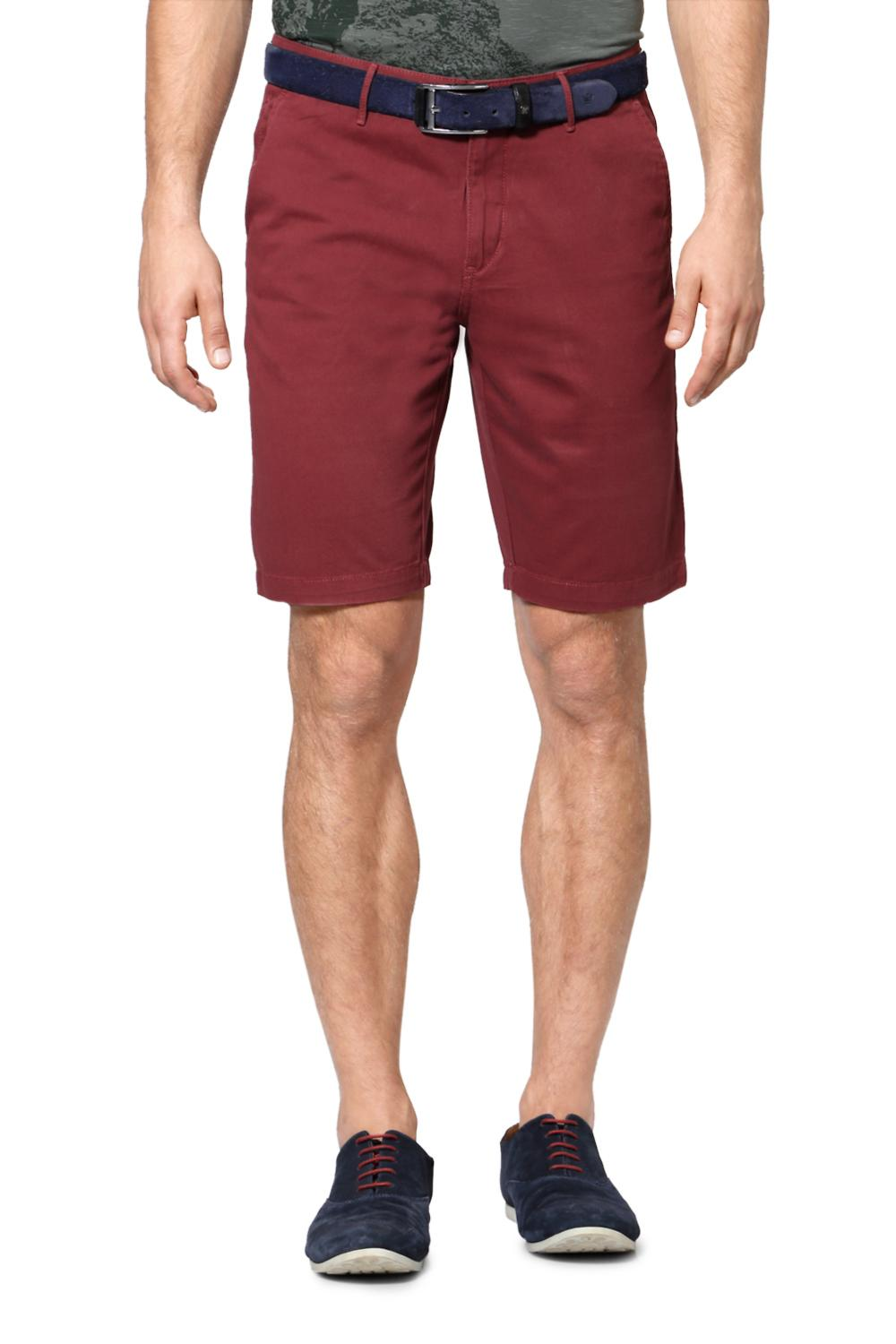 Solly Jeans Co Shorts, Allen Solly Maroon Shorts for Men at ...