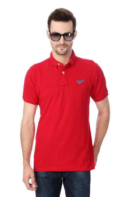 University of Oxford T-Shirts, People Red T Shirt for Men at ...