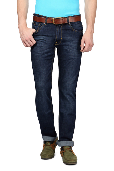 Peter England Blue Jeans