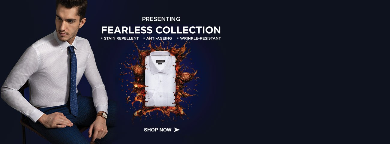 Peter England Official Online Store – Buy Men s Wear 8a68da40def
